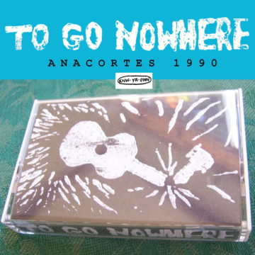 VA - 1990_ To Go Nowhere - cover